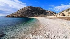 beach oprna stara baška island krk croatia youtube