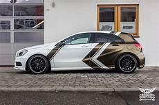 Pwf Bond Gold Akzente An Der Mercedes A Klasse