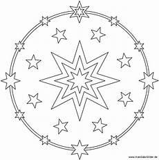 Sterne Ausmalbilder Weihnachten Ausmalbild Mandala Ausmalbild