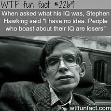 stephen hawking iq facts