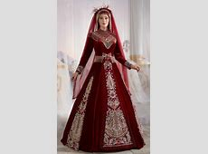 Sultan Dress Ottoman Caftan ? Turkish Evening Dresses