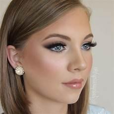 Schönes Augen Make Up - 75 inspirierende abend make up vorschl 228 ge f 252 r stilvolle