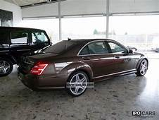 2011 Mercedes Benz S 500 Long Mod 4 Matic 2012 AMG Styling