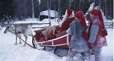 der weihnachtsmann in finnland elchburger de