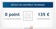 Amende Controle Technique D Faut De Contr Le Technique