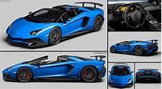 lamborghini aventador sv roadster msrp lamborghini aventador lp750 4 sv roadster 2016 pictures information specs