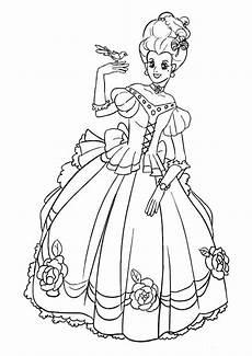 Malvorlage Prinzessin Drucken Prinzessin 17 Malvorlagen Malvorlagen Gratis