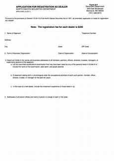 fillable form s 4 application for registration as dealer