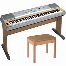 Yamaha Dgx 630b 88 Key Digital Piano With Bench Musician
