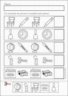 pattern worksheets for preschool pdf 494 pin by pen nee on early years worksheets kindergarten worksheets ab patterns kindergarten