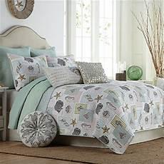fadfay home textile 100 cotton ocean bedding set bed covers seashells beach themed nautical