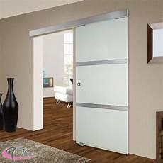 porte coulissante intérieure 95662 porte coulissante d int 233 rieur en verre 2050 mm x 775 mm tectake achat vente porte