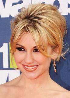 hairstyles up for short hair 50 best updos for short hair herinterest com chelsea kane short updo voluminous peinados