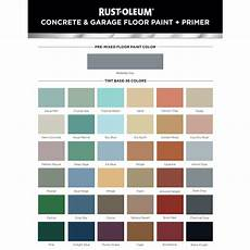 rustoleum based paint color chart best picture of chart anyimage org