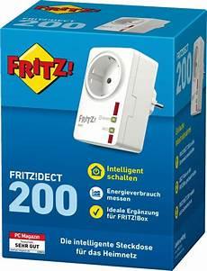fritz dect 200 avm funksteckdose fritz dect 200 medimax