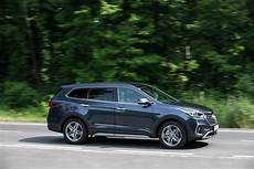hyundai grand santa fe test hyundai grand santa fe platin 2 2 crdi 4wd at