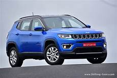 2017 Jeep Compass Suv Test Drive Review Shifting Gears