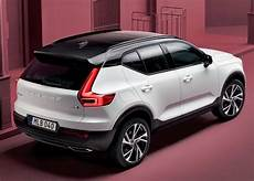 2020 volvo xc40 redesign and changes exterior new suv price