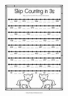 skip counting worksheets free 2nd grade 11923 skip counting in 3s to 1000 worksheets printables by 3s threes skip counting