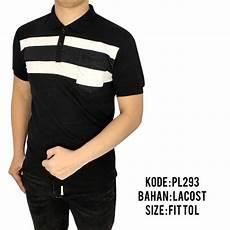 jual baju polo pria cowok laki laki kaos kerah motif distro premium 261 di lapak dtas store