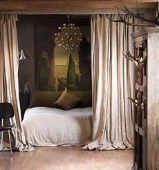 H 228 Nge Einen Vorhang Um Dein Bett In 2019 Kleine Wohnung