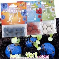 10 bombes 224 graines flower power 224 lancer pour fleurir