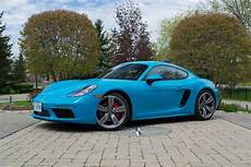 2017 Porsche 718 Cayman S Review Autoguide