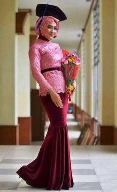 10 Model Baju Kebaya Wisuda Modern Syar I Untuk Wanita