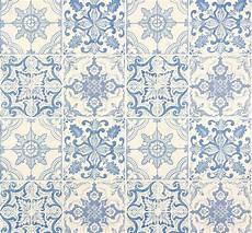 tapete fliesen ornament blau faro as creation 30042 2