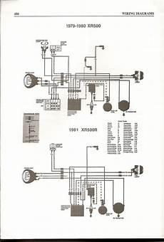 80 280zx harness pinout diagram 1980 xr wiring help needed vintage dirt bikes thumpertalk