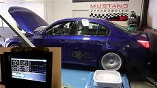 brentuning 2008 bmw m5 quot stage 1 quot dyno tune 40whp youtube