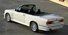 bmw e30 m3 cabriolet convertible alpinwhite 2