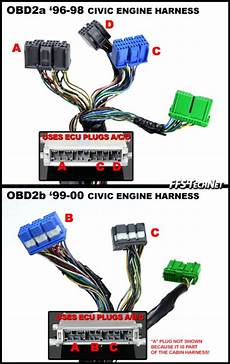 Wiring Diagram Needed For Green 14 Pin Ecu Side