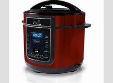 Buy PRESSURE KING Pro Digital Pressure Cooker   Red   Free