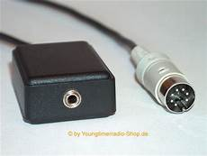 mp3 cd adapter 7pol din stecker