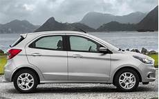 Ford Ka 2017 Valor Vers 245 Es Interior Novidades Mudan 231 As