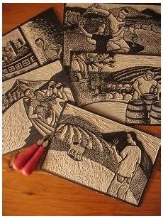 Linogravure Gravures Lino Linogravure Et Gravure Sur Bois