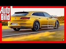 Vw Arteon Shooting Brake 2018 Edel Kombi Vw 224 La