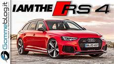 audi rs4 avant the best sports station wagon 2018 only