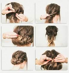 schnelle haarfrisuren zum nachmachen