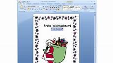 briefpapier vorlagen kostenlos word weihnachten