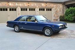 1973 Fiat 130 Coupe  Classic Italian Cars For Sale