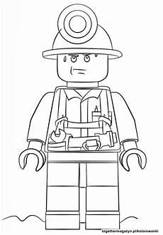 kolorowanki lego city pobierz i wydrukuj together magazyn