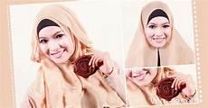 Cara Memakai Jilbab Sederhana