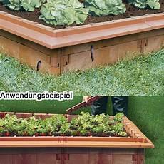 Juwel Hochbeet Schneckenkanten 10 St 252 Ck Terracotta