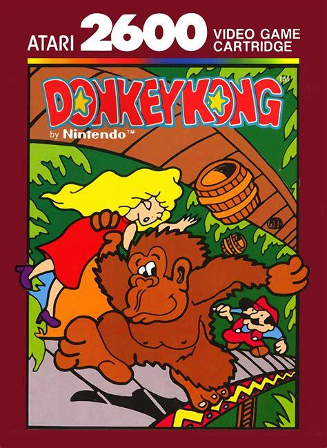 Donkey Kong Jr Atari 2600