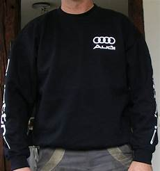 audi quattro sweatshirt pullover shirt gr 246 223 e xl neu sline s line s2 s3 s4 s6 s8 ebay