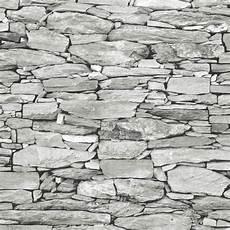 brick effect wallpaper slate rustic weathered