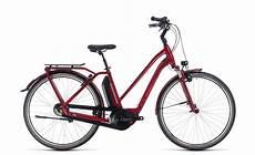 cube town hybrid pro 400 damen trekking pedelec e bike
