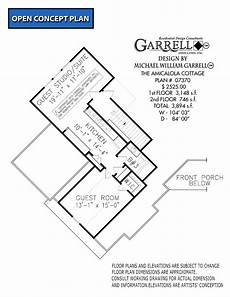 amicalola house plan amicalola cottage 07370 garrell associates inc